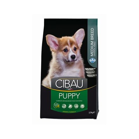 CIBAU Dog Puppy Medium 2,5kg Cibau (Farmina Pet Foods) 63566id