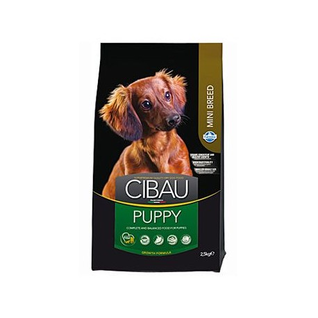 CIBAU Dog Puppy Mini 2,5kg Cibau (Farmina Pet Foods) 73140id