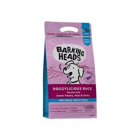 BARKING HEADS Doggylicious Duck (Small Breed) 1,5kg Barking Heads 94615id