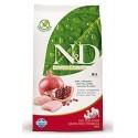 N&D GF DOG Adult Chicken & Pomegranate 12kg